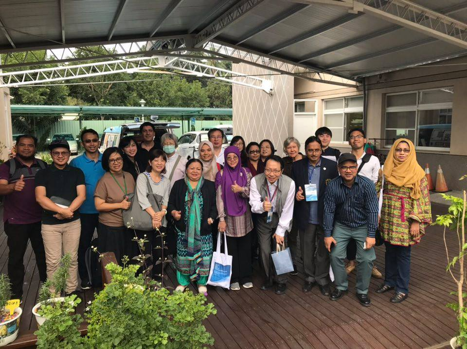 Field trip of Long-Term Care withSmart technology in Ping Tung