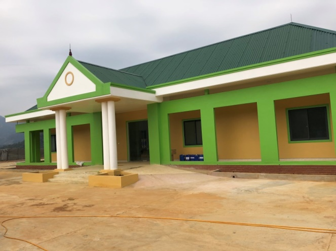 Construction completion of virus detection center of NaFoods-NCHU.