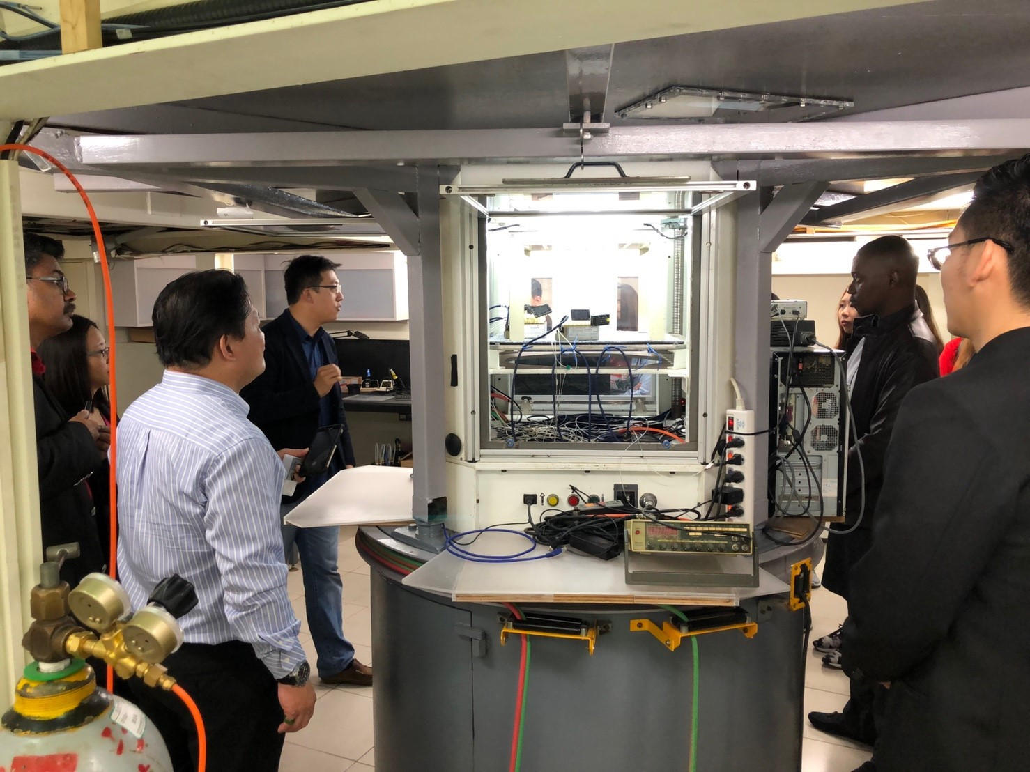 2019.02.19-02.23 Taiwan Industry and Education Visiting Group