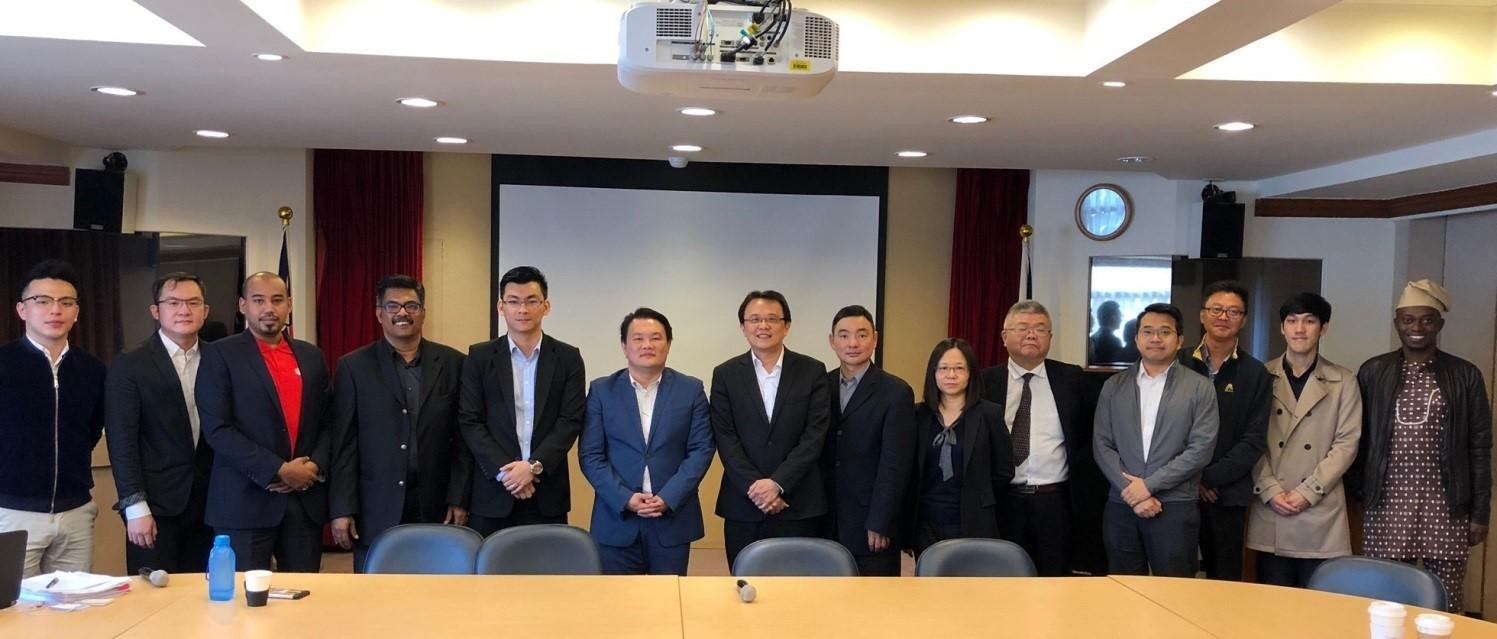 2019.02.19、02.21 Taiwan and Malaysia Industry Cooperation Symposium