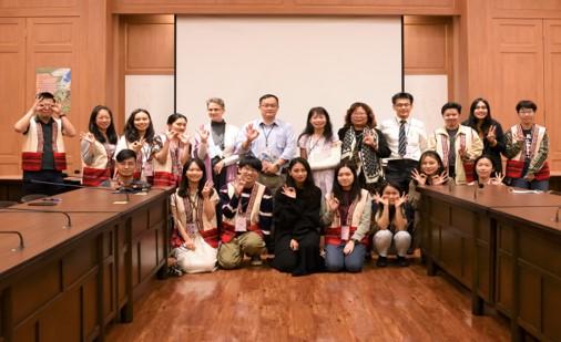 臺菲科研中心於中研院民族所舉辦國際學術交流研討會的標題圖片