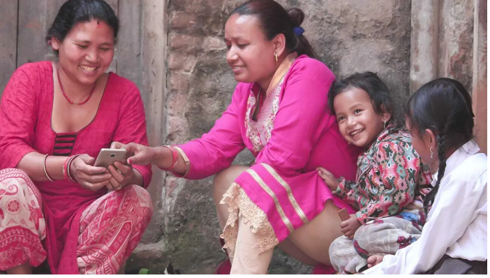 Nepal's top mobile payment app empowers local women digitally's picture