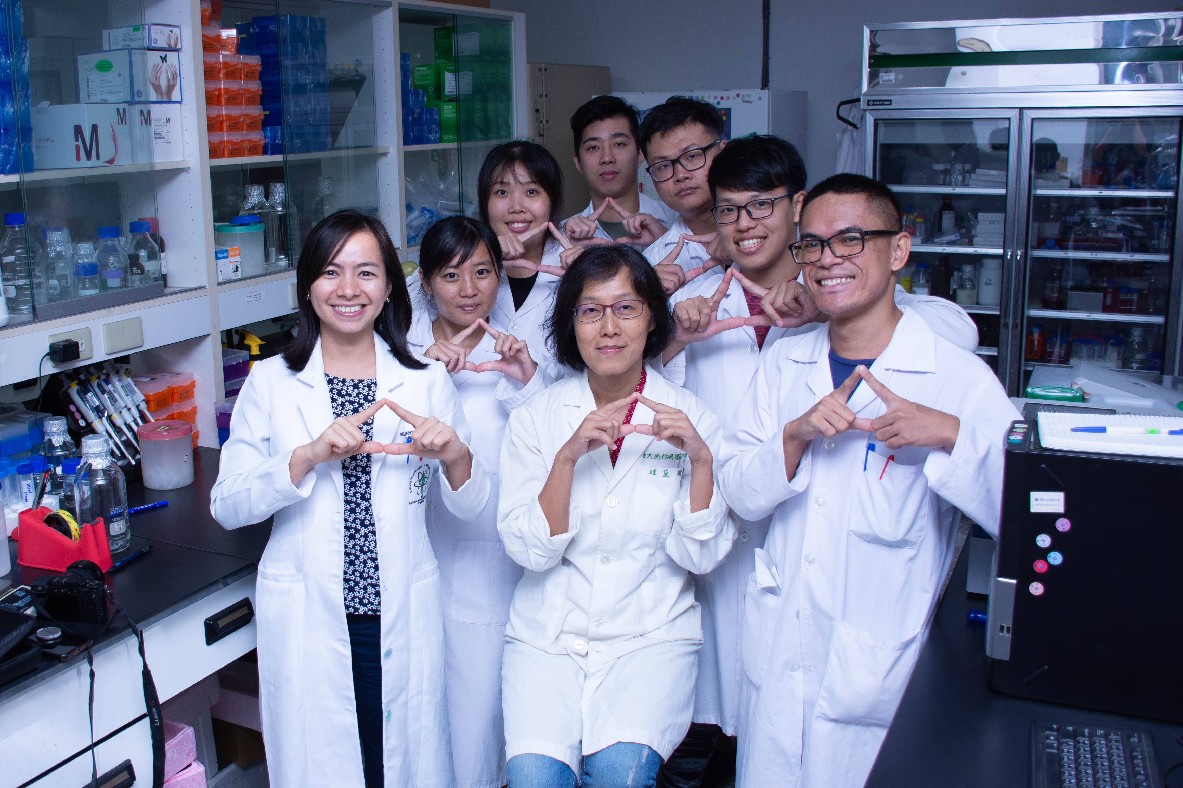 From Dengue Fever to Covid-19 Day-Yu Chao's Lab leads international collaboration to fight global pandemic's picture