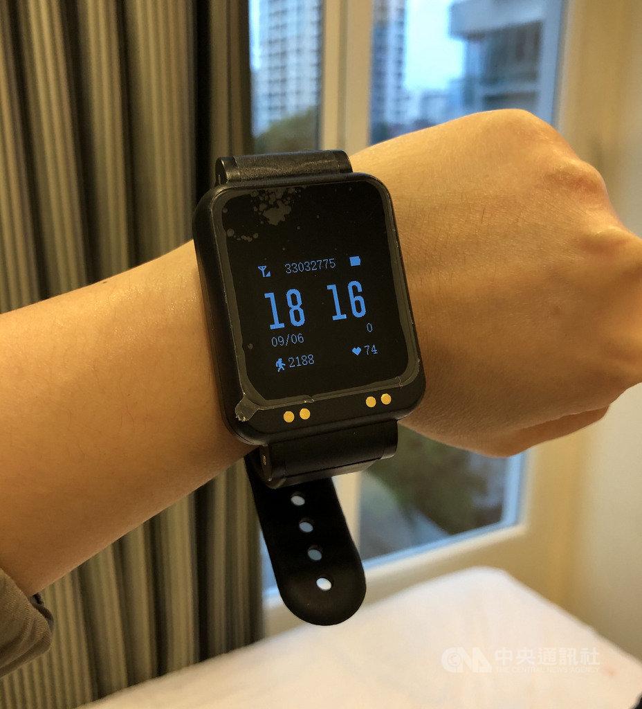 新加坡科技防疫直擊 電子追蹤器24小時不離身的標題圖片