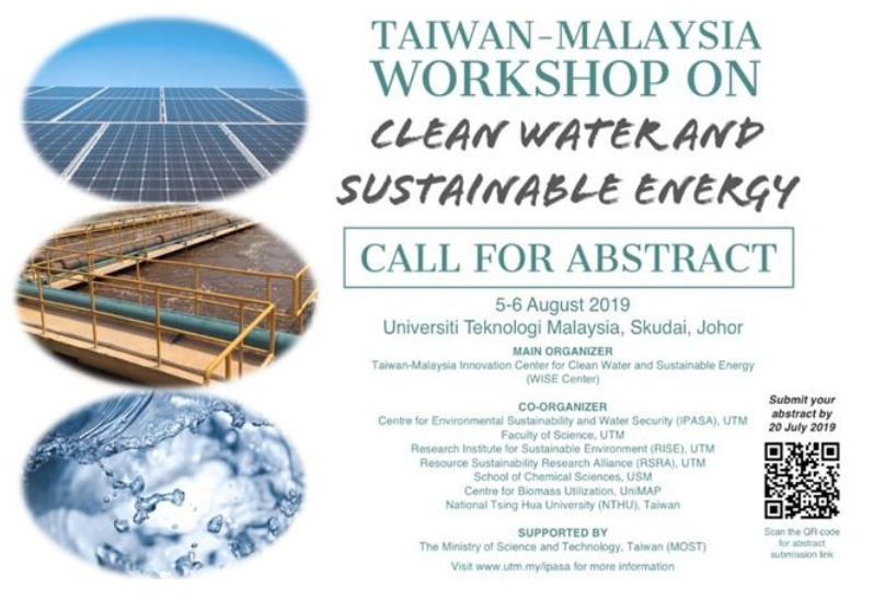 Taiwan-Malaysia Innovation Center for Clean Water and Sustainable Energy's picture