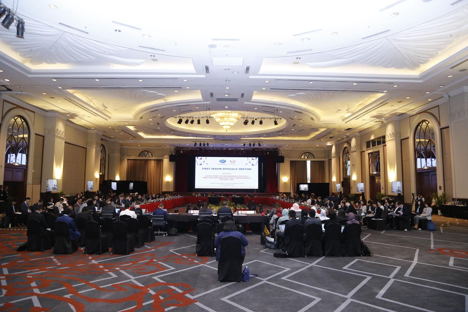 APEC經濟領袖會議週將登場 各國線上參與的標題圖片