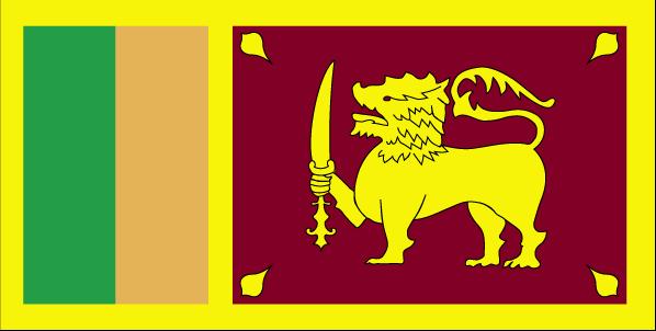 斯里蘭卡的國旗圖片