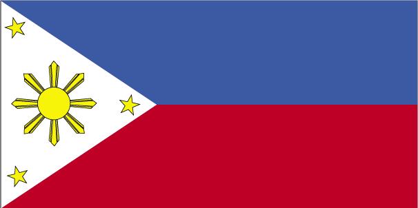 菲律賓 的國旗圖片