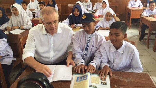 澳洲政府將提升澳洲在東南亞的影響力的標題圖片