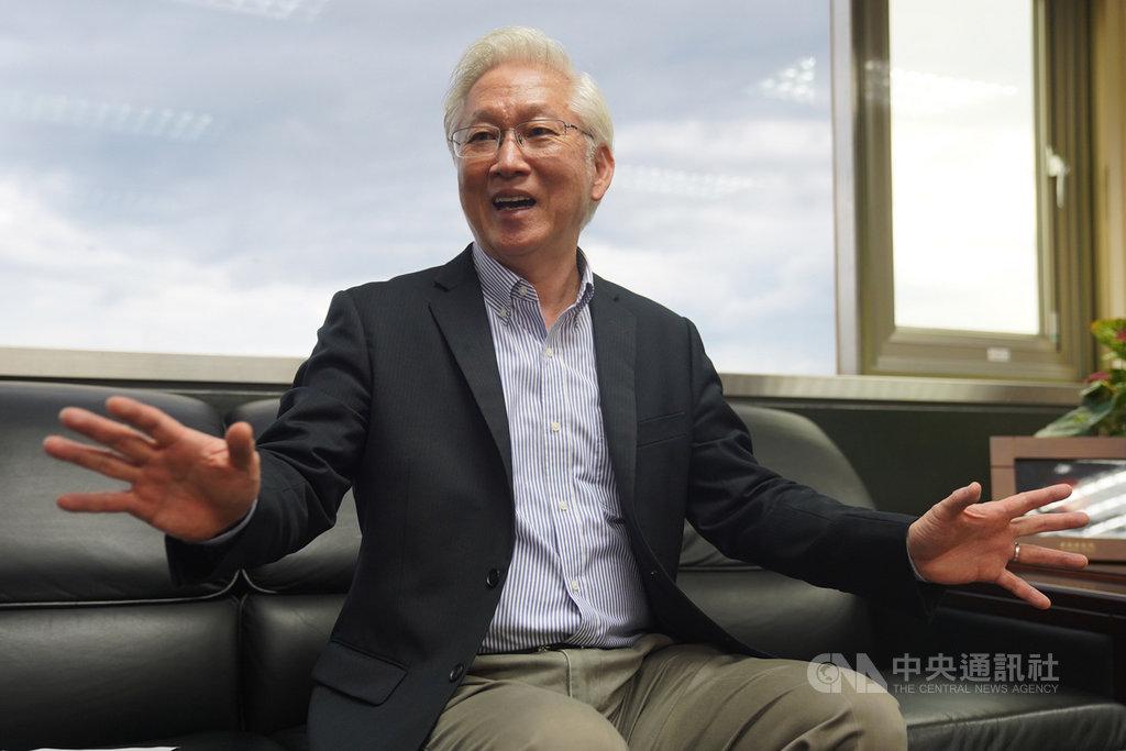 科技部長吳政忠端政策牛肉 打造精準健康戰略產業的標題圖片