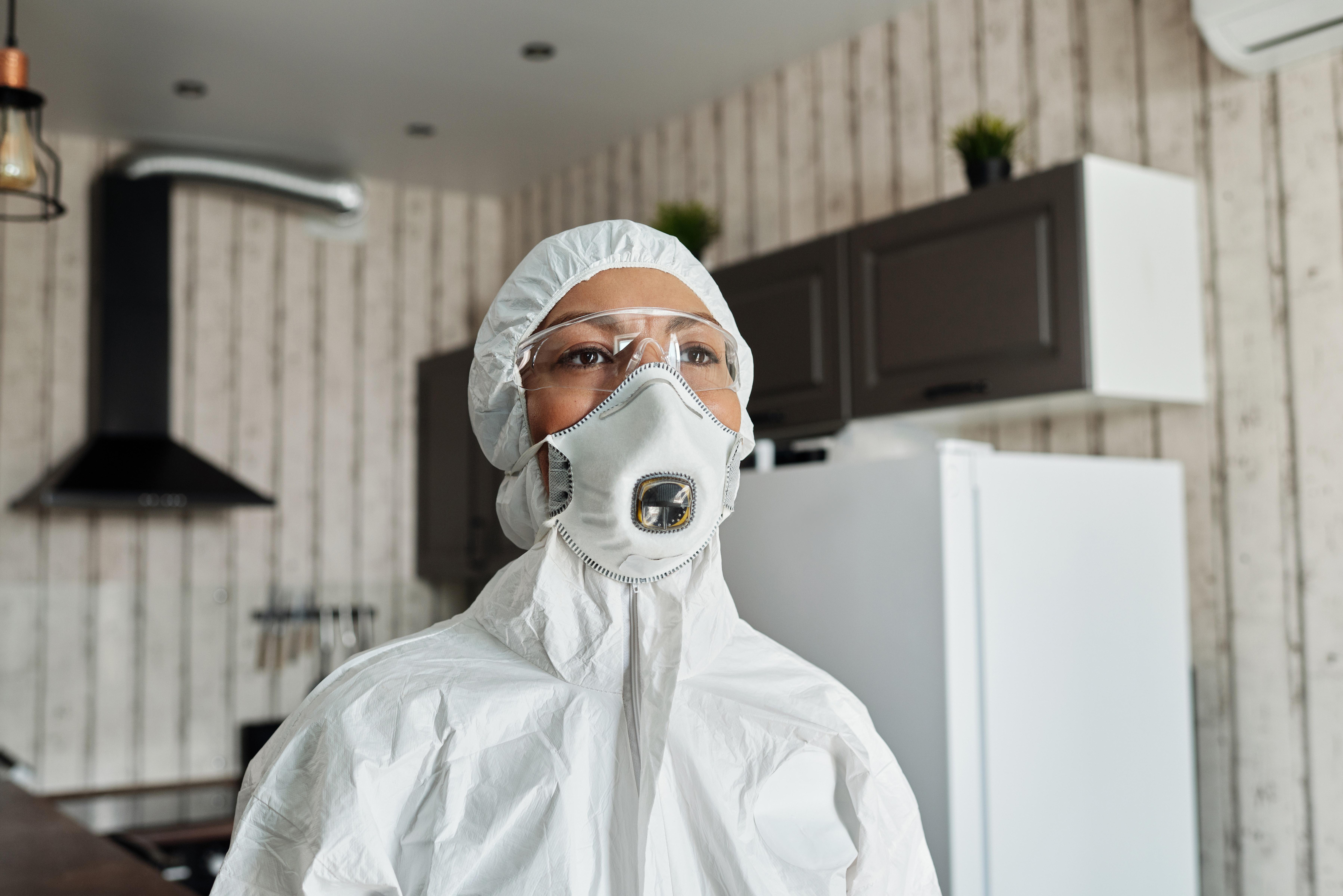 防疫衣+口罩釀污染 紐西蘭研究回收使用的標題圖片
