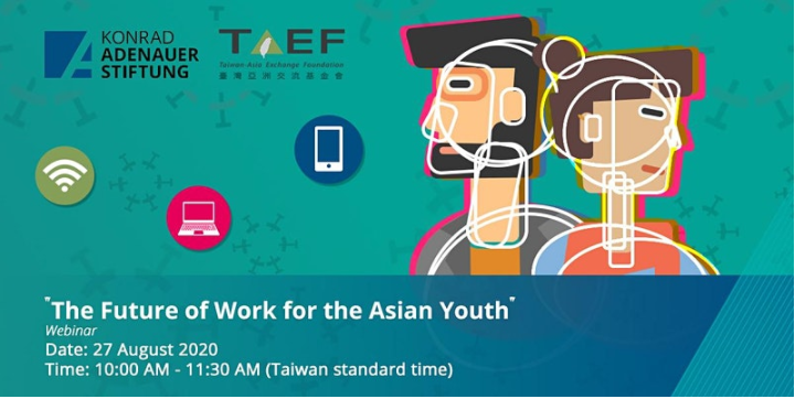 The Future of Work for the Asian Youth Webinar Series's picture