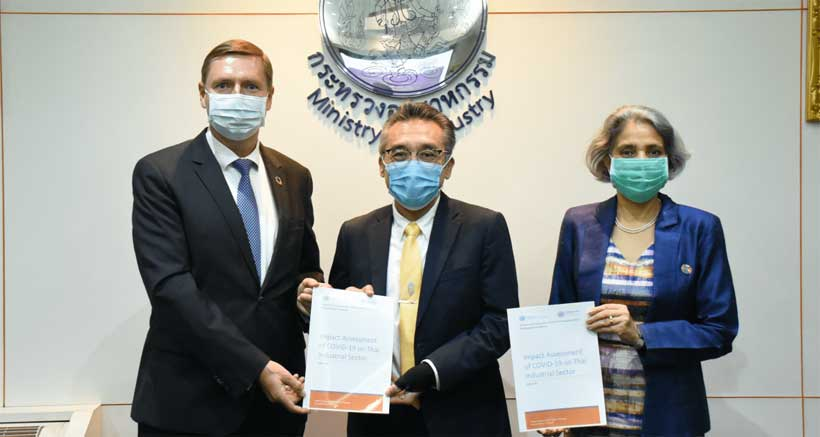 Thailand: small, low-tech firms suffer the most during COVID-19 pandemic's picture