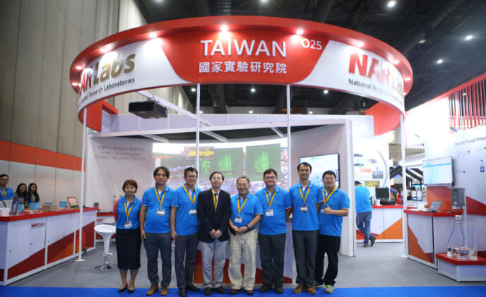 NARLabs disaster management solutions showcased at Secutech Thailand's picture