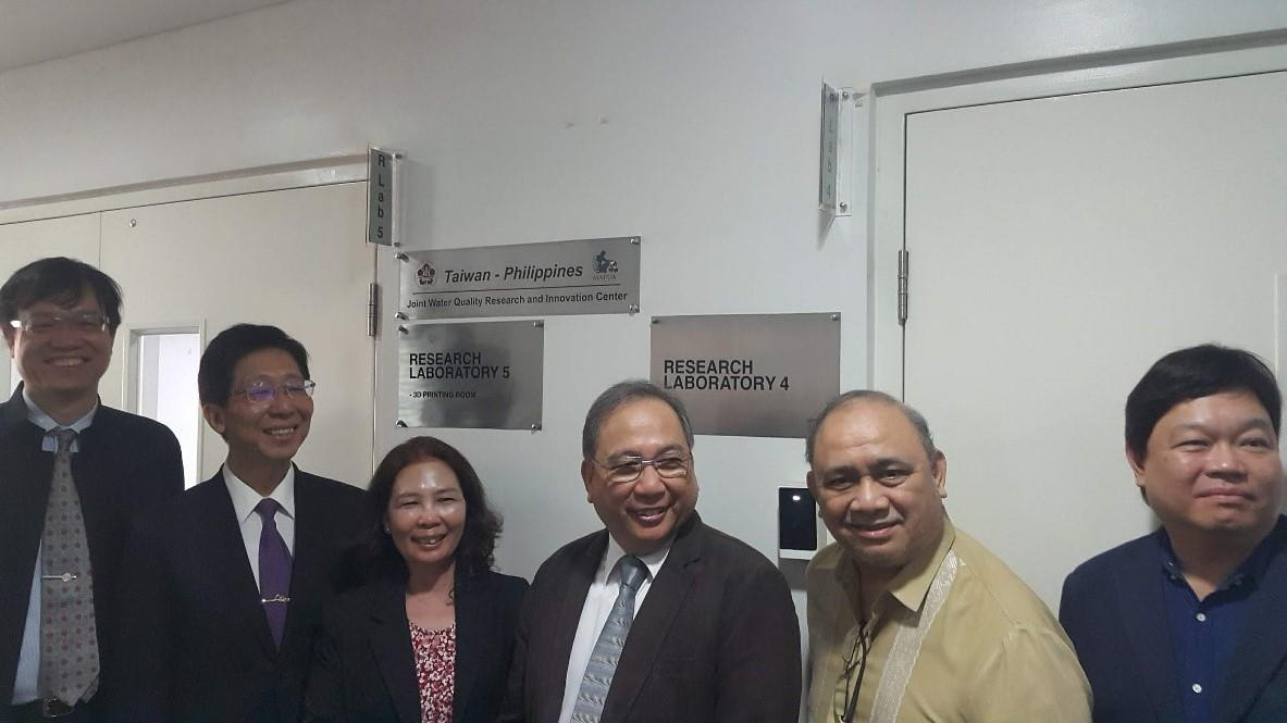 Taiwan-Philippines Joint Water Quality Research and Innovation Center's picture