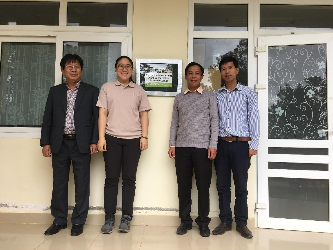 Vietnam-Taiwan Joint Plant Conservation Research Center's picture