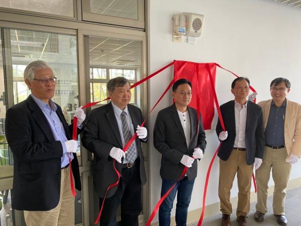 雲科大海外科研中心與越南理科大合作 臺越環境保護海外科研中心正式揭牌啟用的標題圖片