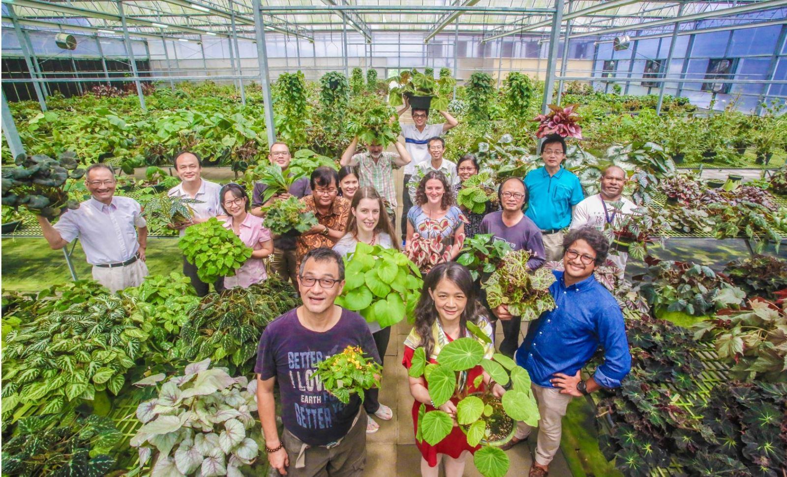 臺越植物資源保育海外科研中心