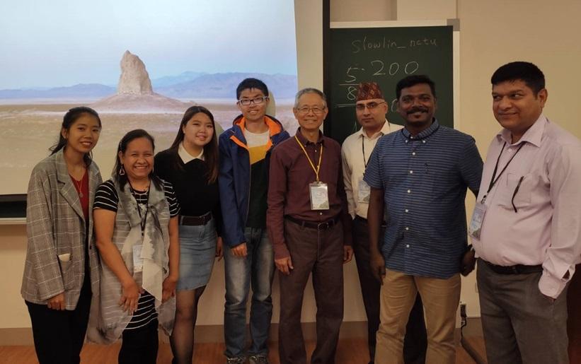 2019東南亞環境綠色科技與永續能源:水-能源鏈結國際研習會議照片集