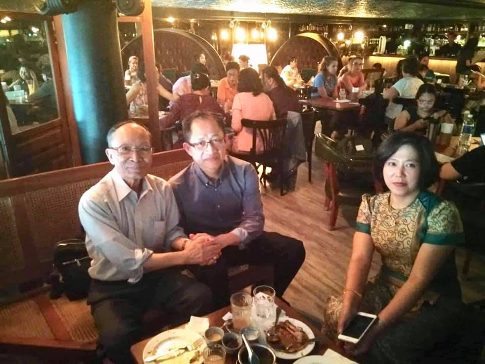 2019.09.22 拜會--UMFCCI主席顧問Mr. U Mying Aung