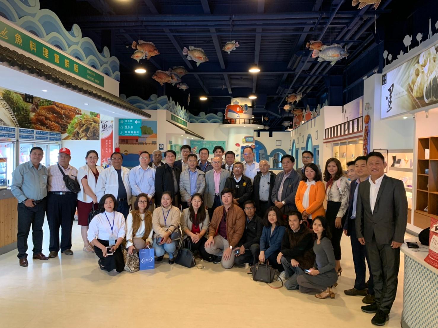 2019.12.23 參訪臺灣鯛魚生態創意園區