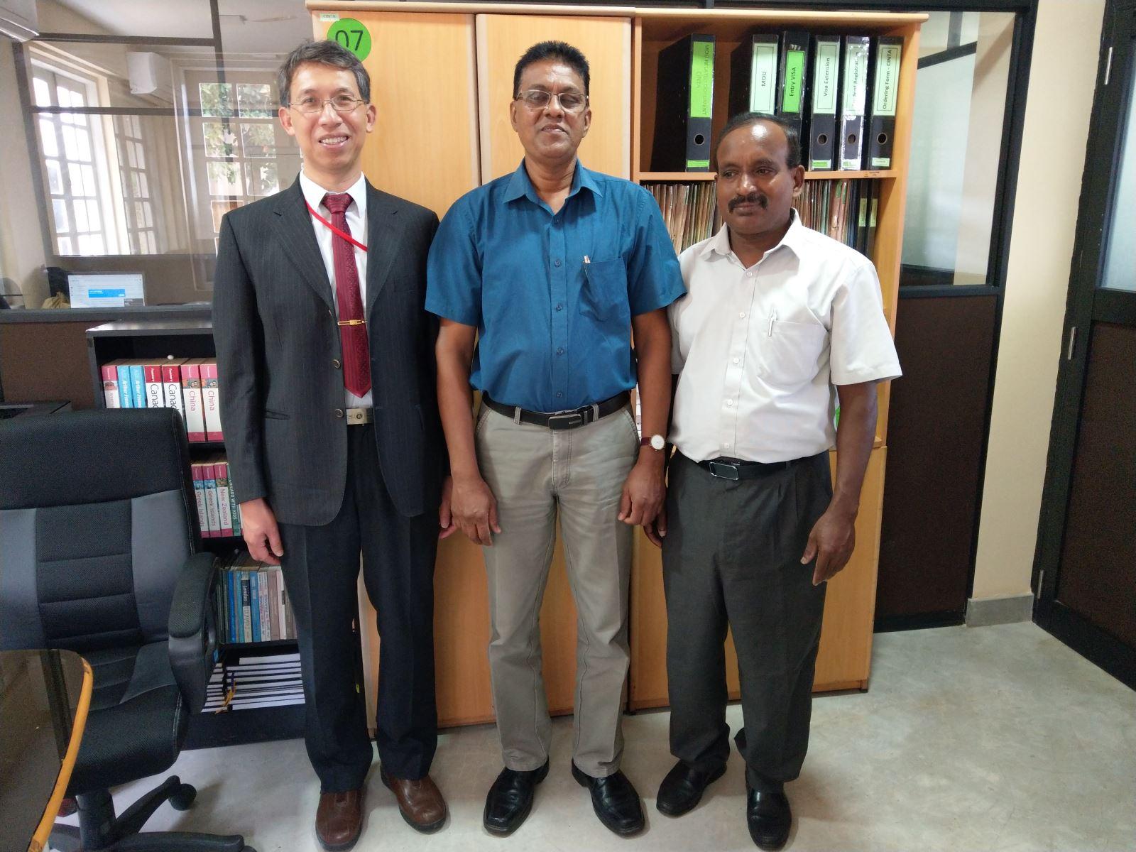 清華大學於斯里蘭卡盧哈娜大學舉辦潔淨水質與永續能源工作研習會