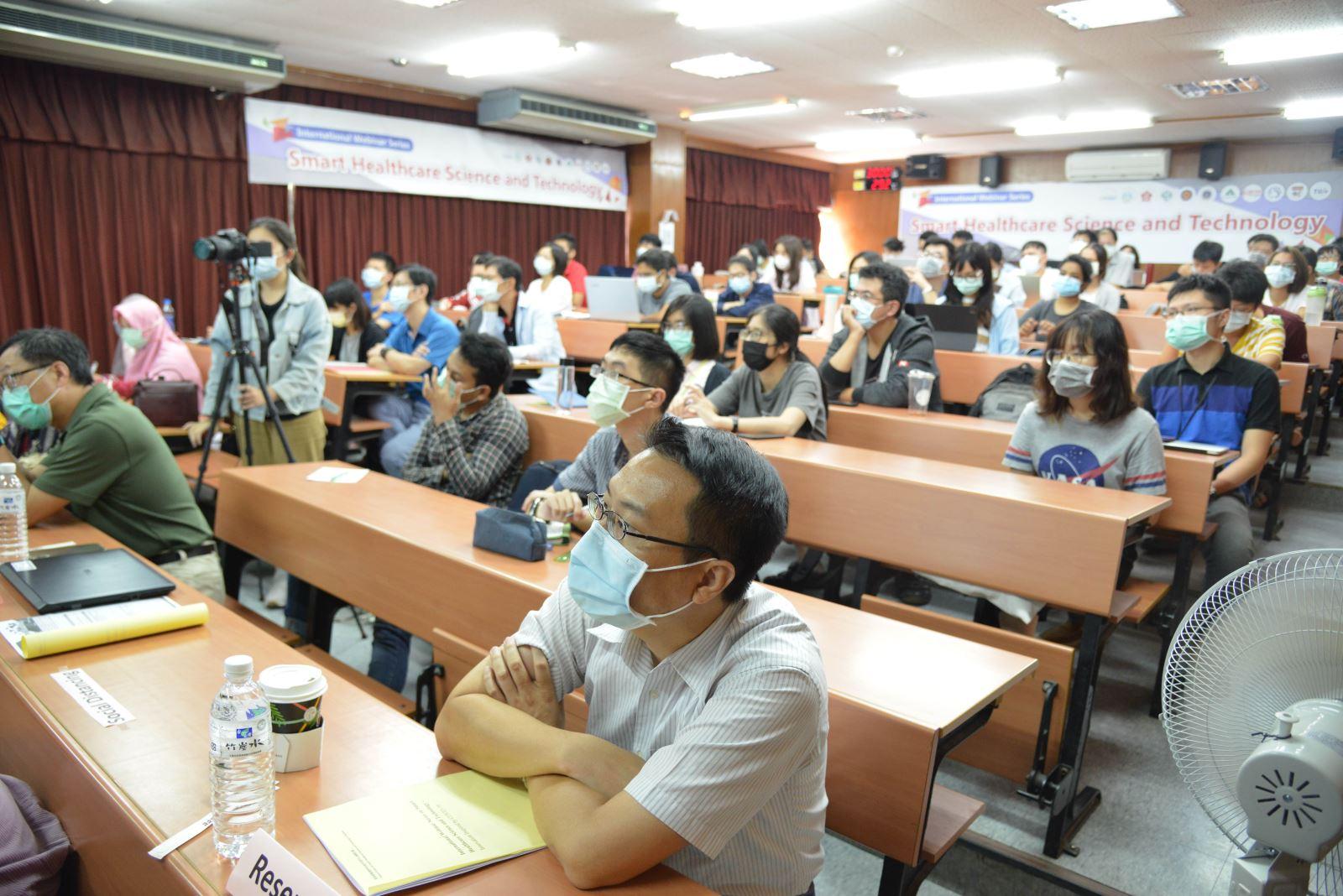 臺泰智慧醫療視訊研討會