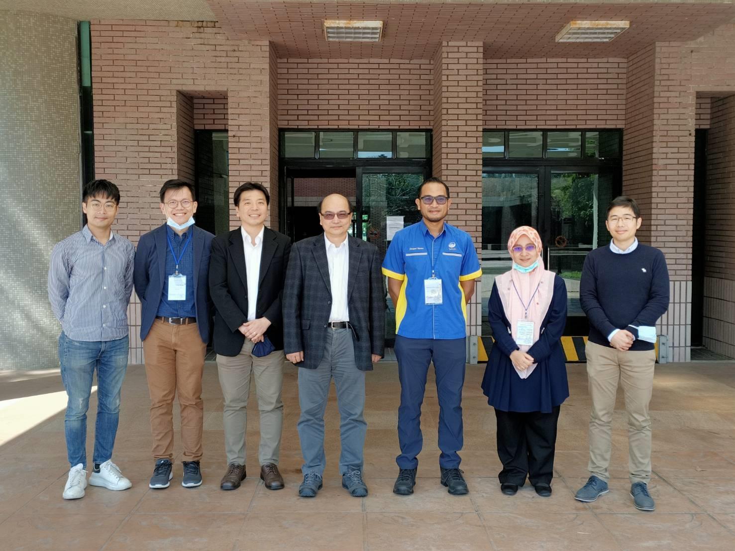 馬來西亞大學玻璃市分校前來清華大學進行標竿學習照片集