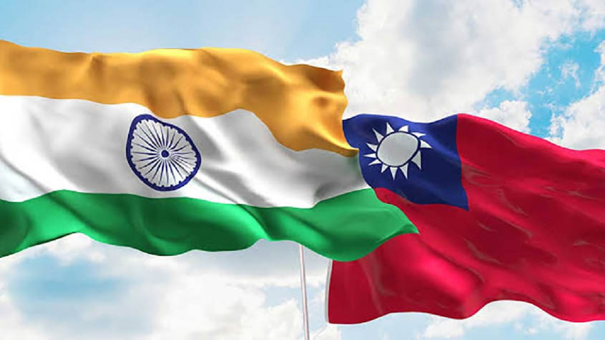 India and Taiwan emerge as strong partners in post-Covid Asia